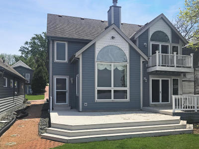 Pewaukee Single Family Home Active Contingent With Offer: 319 Park Ave