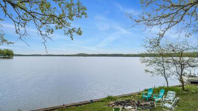 Oconomowoc Single Family Home For Sale: N55w34450 Tweeden Ln
