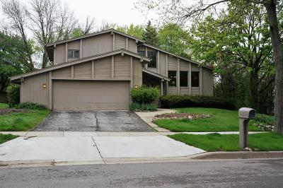 Single Family Home For Sale: 7210 Huckleberry Ct