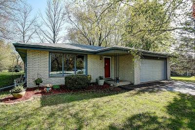 Mequon Single Family Home Active Contingent With Offer: 1423 W Liebau Rd