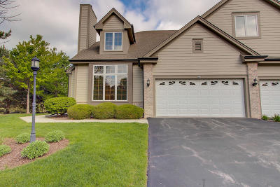 Waukesha WI Condo/Townhouse Active Contingent With Offer: $339,900