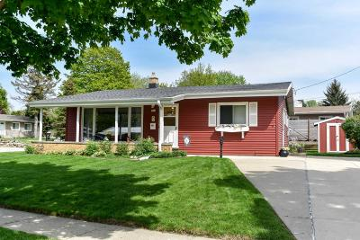 Single Family Home Active Contingent With Offer: 5616 Exeter St