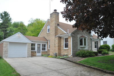Hartland Single Family Home Active Contingent With Offer: 186 E Park Ave