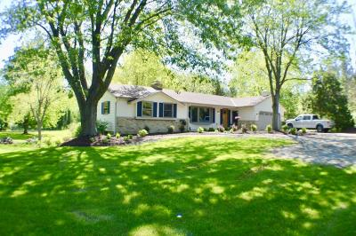 Cedarburg Single Family Home Active Contingent With Offer: 1080 Granville Rd