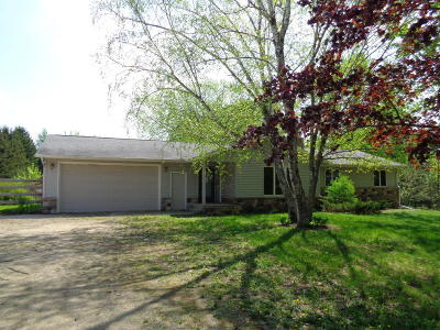 Pardeeville Single Family Home For Sale: N7290 Atkinson Rd