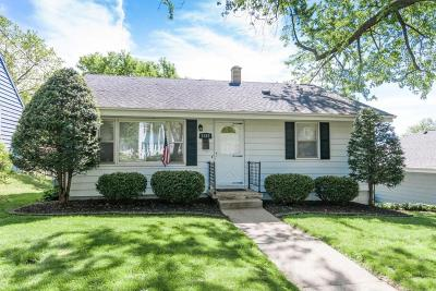 Waukesha WI Single Family Home Active Contingent With Offer: $200,000