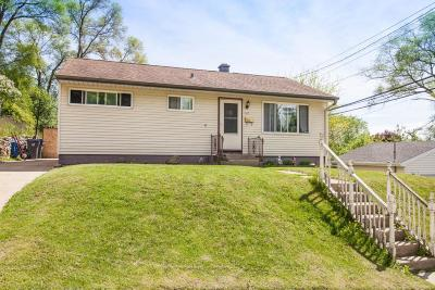 Waukesha WI Single Family Home Active Contingent With Offer: $129,900