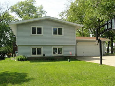 Wind Lake Single Family Home Active Contingent With Offer: 8048 Scenic View Dr