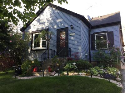 Milwaukee Single Family Home For Sale: 1344 N 54th St