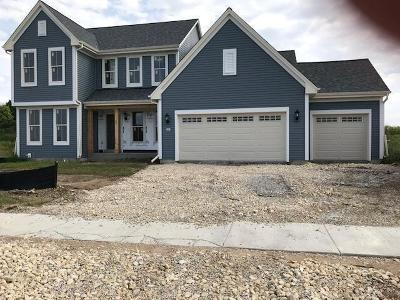 West Bend Single Family Home For Sale: 531 Edgewater Dr