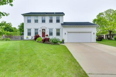 Pleasant Prairie WI Single Family Home For Sale: $279,900