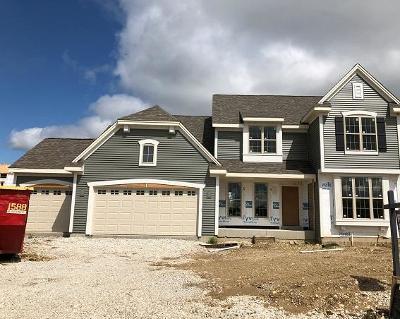 Waukesha Single Family Home For Sale: 3620 Howell Oaks #DR