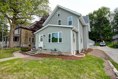 Slinger Single Family Home Active Contingent With Offer: 107 Storck St