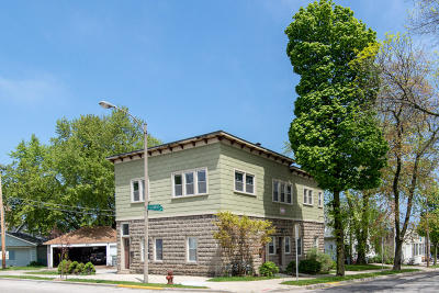 Milwaukee Multi Family Home Active Contingent With Offer: 2754 S Clement Ave