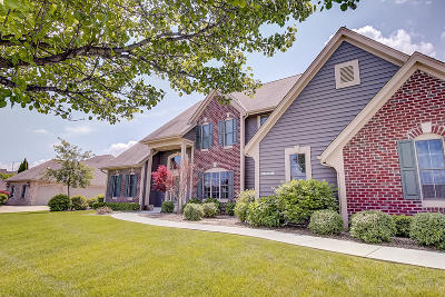 Pewaukee Single Family Home For Sale: N41w28617 Imperial Dr