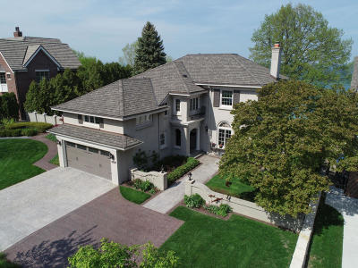 Milwaukee County Single Family Home Active Contingent With Offer: 5426 N Lake Dr