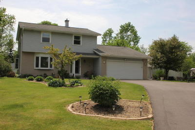 Hartland Single Family Home Active Contingent With Offer: W291n8279 Parkview Ln