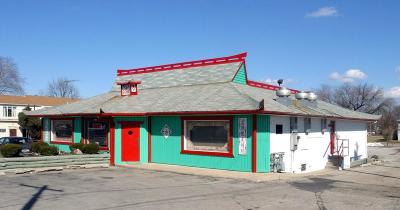 Milwaukee Commercial For Sale: 5460 S 27th St