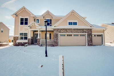 Waterford Single Family Home For Sale: 877 Willow Bend #Lt 48
