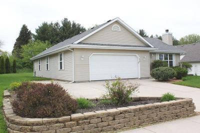 Kewaskum WI Single Family Home Sold: $239,900
