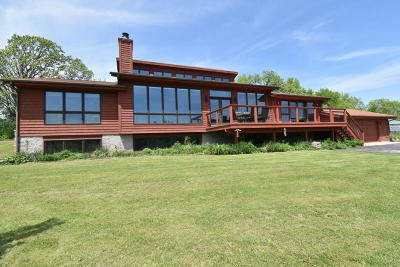 Waukesha Single Family Home Active Contingent With Offer: W301s1487 Brandybrook Rd