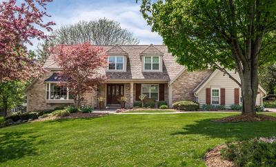Pewaukee Single Family Home Active Contingent With Offer: N32w23847 Rough Hill Rd