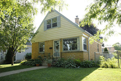 Glendale Single Family Home Active Contingent With Offer: 5641 N Braeburn Ln