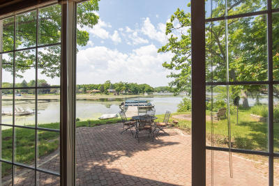 Waterford Single Family Home For Sale: 5850 River Bay N Rd