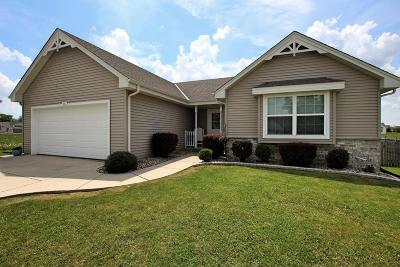 Johnson Creek Single Family Home Active Contingent With Offer: 421 Conservancy Dr