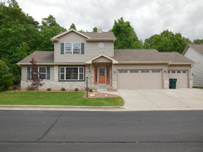 Slinger Single Family Home Active Contingent With Offer: 314 Kames Ct