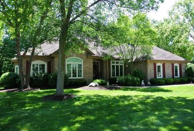 Brookfield Single Family Home Active Contingent With Offer: 1170 Bawden Cir
