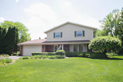 Germantown Single Family Home Active Contingent With Offer: N100w16755 Revere Ln