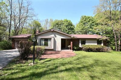 Delafield Single Family Home Active Contingent With Offer: N11w31342 Fairfield Way