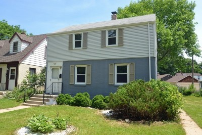 Glendale Single Family Home Active Contingent With Offer: 5726 N Sidney Pl