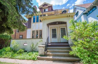 Milwaukee WI Two Family Home For Sale: $320,000