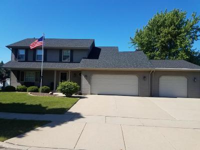 Kenosha County Single Family Home For Sale: 1918 12th Pl