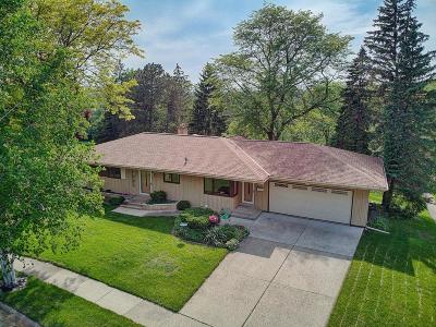 Single Family Home Active Contingent With Offer: 5512 Lory Dr