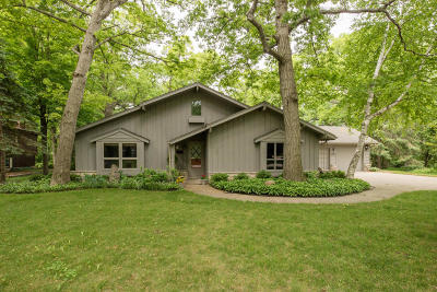 Pleasant Prairie WI Single Family Home Active Contingent With Offer: $345,000