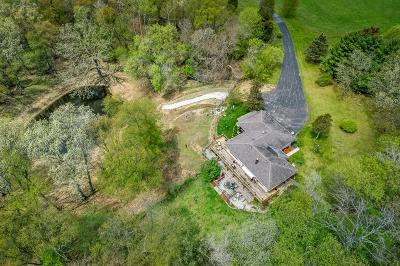 East Troy Single Family Home For Sale: W1323 Hwy L