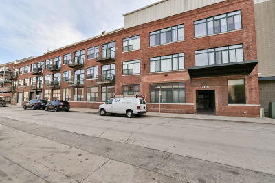 Milwaukee County Condo/Townhouse Active Contingent With Offer: 200 S Water St #307