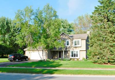 Oconomowoc Single Family Home Active Contingent With Offer: 296 Hillside Dr