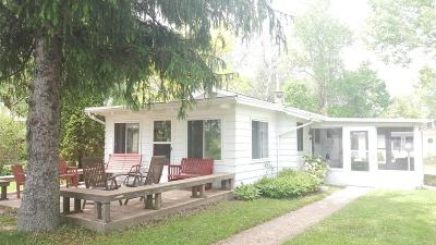 Mukwonago Single Family Home For Sale: W314s7110 Schnitzler Rd
