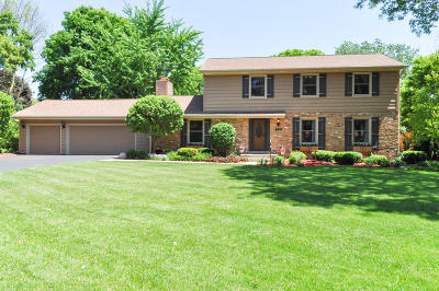 Brookfield Single Family Home Active Contingent With Offer: 660 Forest Grove Cir