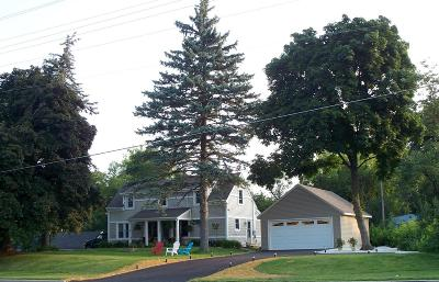 Nashotah Single Family Home Active Contingent With Offer: W340n4722 Willow Rd