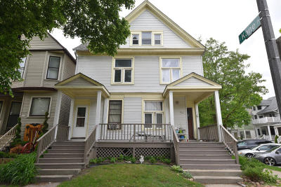 Milwaukee WI Multi Family Home For Sale: $329,900