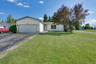 Kenosha Single Family Home Active Contingent With Offer: 5425 41st St