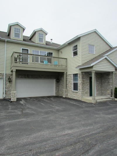 Pewaukee Condo/Townhouse For Sale: N17w26538 Meadowgrass Cir Unit D