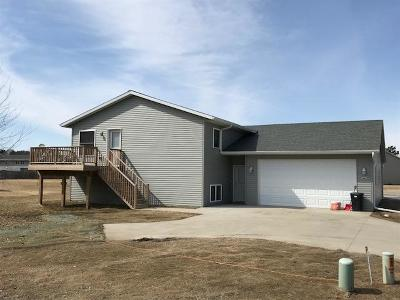 Sparta WI Single Family Home For Sale: $138,500