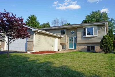 Pleasant Prairie WI Single Family Home For Sale: $257,500