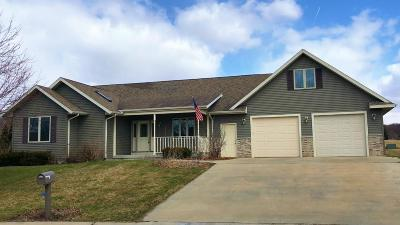 Jefferson Single Family Home Active Contingent With Offer: 1156 Hillebrand Dr